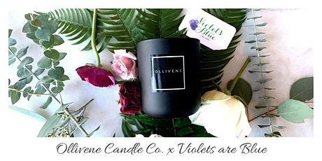 Candle Making & Bouquet Workshop w/ Ollivene Candle Co. & Violets are Blue tickets