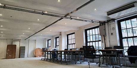 Founders Coworking Open Day tickets