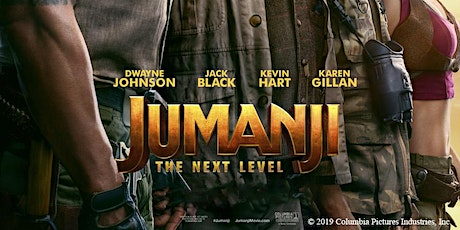 Movies in the Park - Jumanji: The Next Level tickets