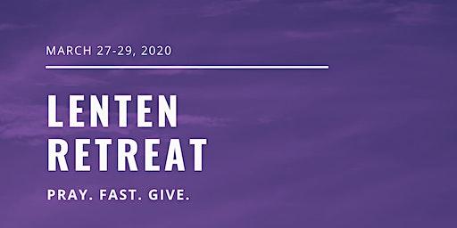 Lenten Retreat 2020