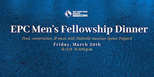 EPC Men's Fellowship Dinner