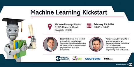 Machine Learning Kickstart tickets