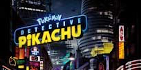 Movies in the Park - Detective Pikachu & Pokemon Go tickets