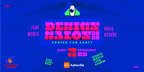 AIGA AVL Design Salon 2020 tickets