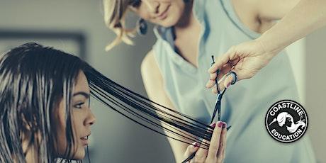 Hair Cutting Mechanics tickets
