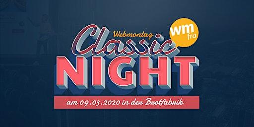 Webmontag Frankfurt #103 #Classic