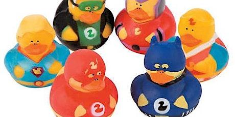Kids Super Hero & Villain Soap Toy Workshop $25! tickets