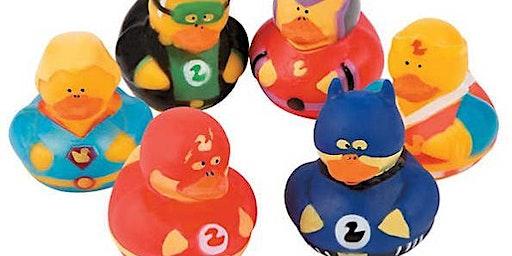 Kids Super Hero & Villain Soap Toy Workshop $25!