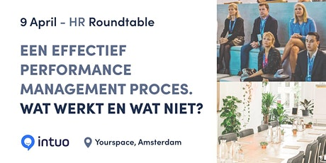 Roundtable: Performance Management tickets