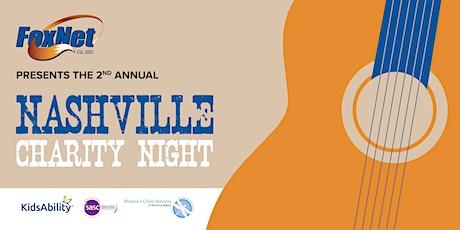 Nashville Charity Night tickets