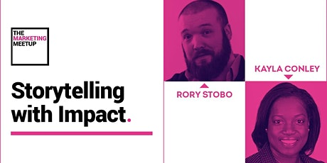 Marketing Meetup #10: Storytelling With Impact tickets