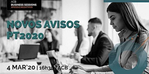 Novos avisos de candidatura para PME do Portugal 2020