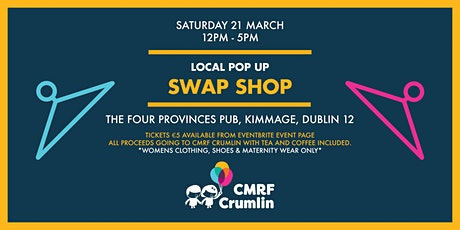 Pop Up Swap Shop tickets