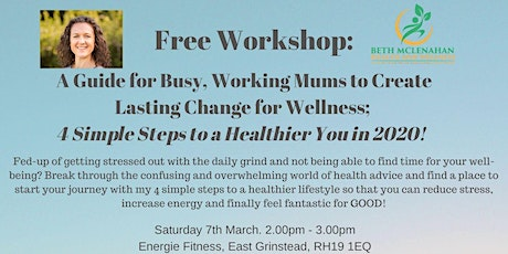 Free Wellness Workshop tickets