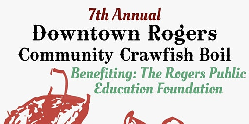 7th Annual DTR Community Crawfish Boil