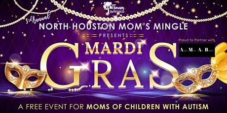 Therapy and Beyond's 3rd Annual Moms Mingle for Moms of Children with Autism - North Houston tickets