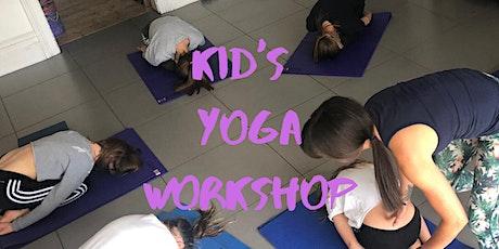 Kid's Yoga Workshop tickets