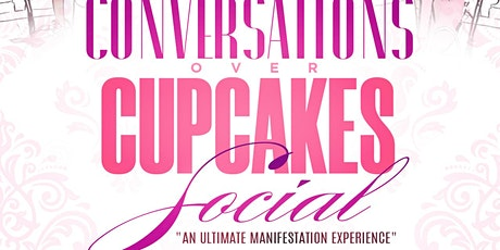 Conversations over Cupcakes Social tickets