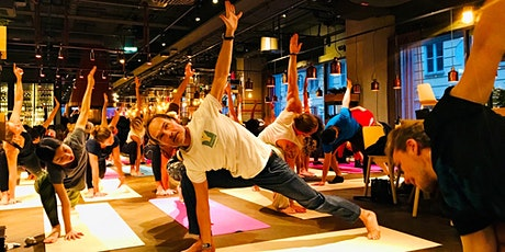 Yogaburst @ Downtown Camper tickets
