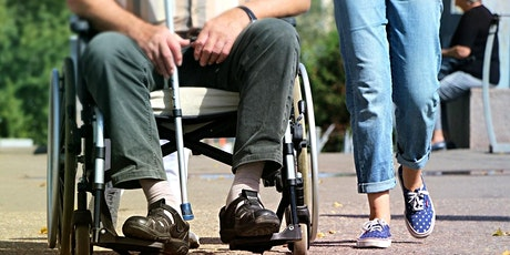 Supporting disability - Understanding the needs of Disabled Volunteers tickets