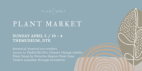 Plant Market tickets