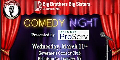 BBBSLI Comedy Night 2020 tickets