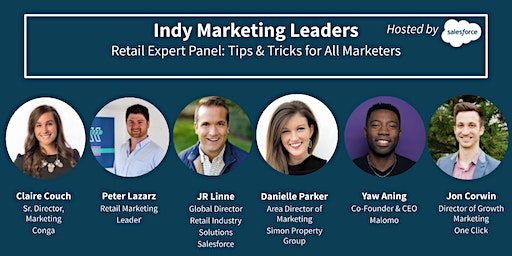 Retail Expert Panel: Tips & Tricks For All Marketers