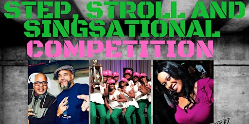2020 AKA North Atlantic Region Step, Stroll and SINGsational Competition