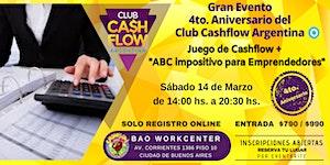 Cashflow y ABC Impositivo para Emprendedores