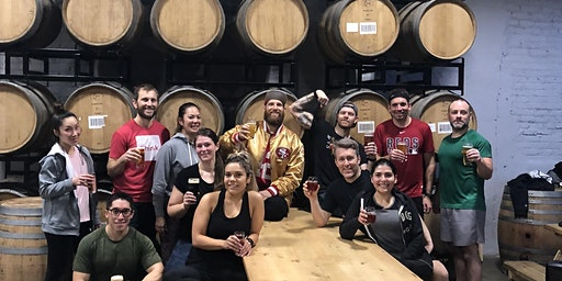 Back To Your Roots Fitness Presents: Bootcamp and Brew Vol. 15