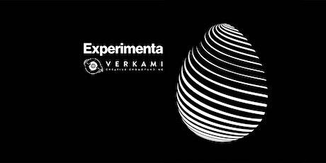 Jornada Experimenta-Verkami en el marco de Producto Fresco 2020 entradas