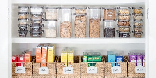 Pump Up Your Pantry