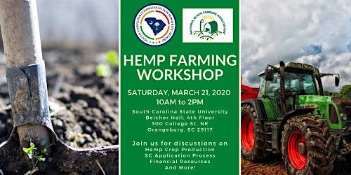 Hemp Farming Workshop
