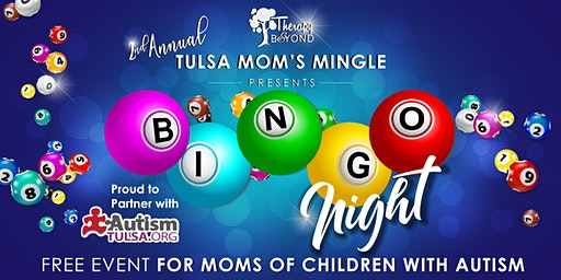 Therapy and Beyond's 2nd Annual Moms Mingle for Moms of Children with Autism - Tulsa
