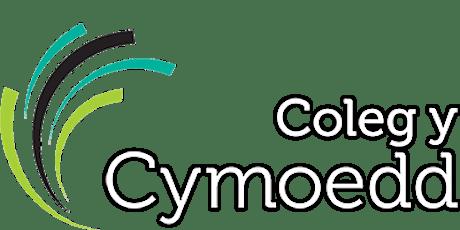 Criw Celf Open Day at Coleg y Cymoedd tickets