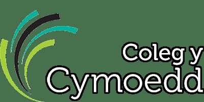 Criw Celf Open Day at Coleg y Cymoedd