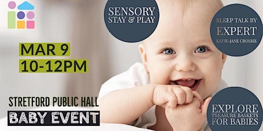 Baby Event featuring Award Winning Sleep Expert