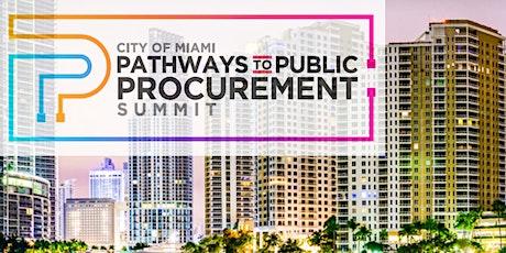 City of Miami Pathways to Public Procurement Summit tickets