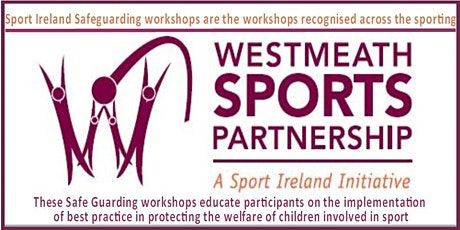 Safe Guarding 1 - Code of Ethics and Good Practice  for Children's Sport tickets