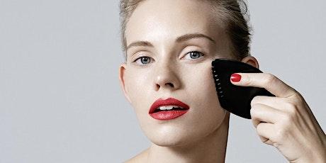 clean beauty concept Masterclass: Lift & Glow tickets