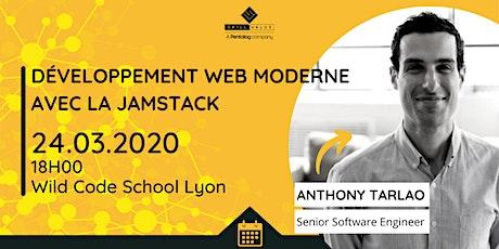 Développement web moderne avec la JAMstack billets