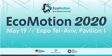 Swiss Delegation to EcoMotion 2020 tickets
