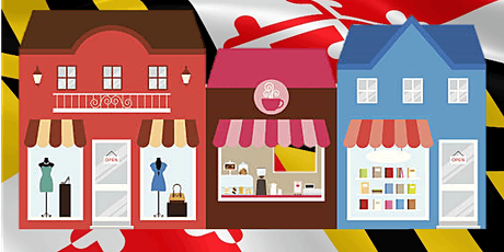 Maryland Small Business Conversations: State Resources tickets