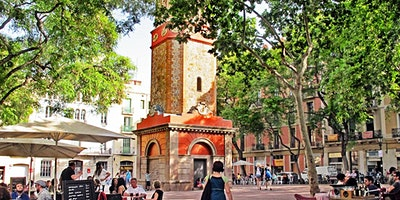 Walking tour : barrio de Gràcia