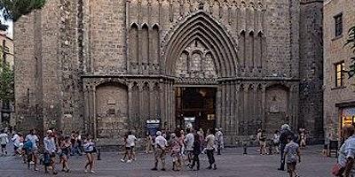 Santa Maria del Pí: Donde duermen los Gegants