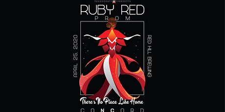 Ruby Red Prom tickets