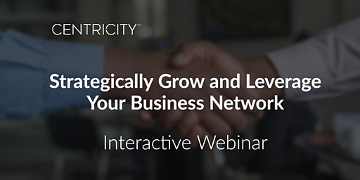 Business Networking  - Interactive Webinar for Central Jersey Professionals