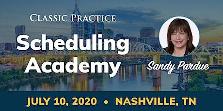 Scheduling Academy in Nashville, TN tickets
