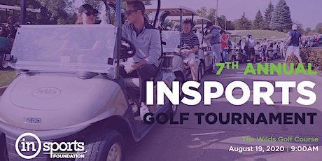 InSports Foundation Golf Tournament tickets