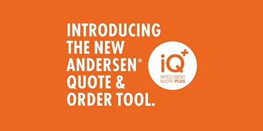 Andersen Windows iQ+ Training - Cape Cod, MA Sessions